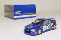 Trofeu; Subaru Impreza WRX; 1999 Rally of Greece Winner, Burns & Reid, RN5