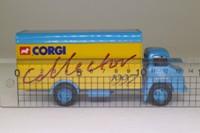 Corgi Classics 30305; Ford Thames Trader; Box Van: Corgi Collector's Club 1997