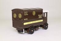 Corgi Classics C897/14; AEC 508 Cabover Van; Great Western Railway, Door to Door Container Transport