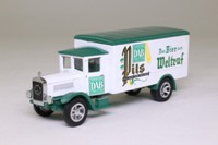 Models of Yesteryear YGB21; 1932 Mercedes-Benz L5 Truck; Dortmunder DAB Beer