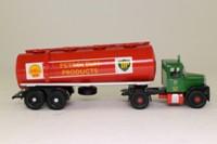 Corgi Classics 16306; Scammell Highwayman; Articulated Tanker, Shell, BP