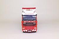 Corgi Classics CC13227; DAF XF Space Cab; Curtainside Trailer, LV Transport Ltd