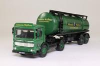 Corgi Classics 20801; AEC Ergomatic Cab; Artic Tanker, Johnnie Walker Scotch Whisky