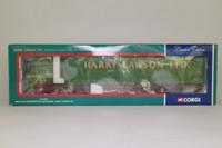Corgi Classics CC12418; Volvo FH Artic; Curtainside Trailer, Harry Lawson Ltd