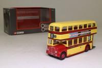 Corgi OOC 97943; AEC Regent V Bus; Douglas Corporation Transport; Rte 12 Bucks Rd, Rosemount, Avondale, Noble's Park, York Rd