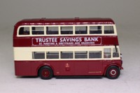 Corgi OOC 43904; AEC Utility Bus; Leicester City Transport; 20 Imperial Ave