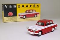 Vanguards VA5007; Triumph Herald; Red & White