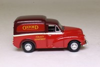 Vanguards VA01118; Morris Minor Van; Oxford Motor Services