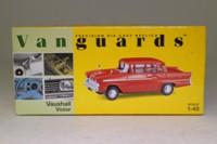 Vanguards VA38000; 1957 Vauxhall Victor FA; Gypsy Red