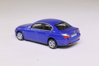 High Speed 1370047; BMW 5 Series Sedan; Metallic Blue