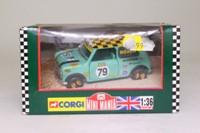 Corgi Classics 04431; BL/Rover Mini; Mighty Minis Racing: Sam Roach, RN79