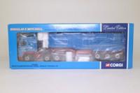 Corgi Classics CC12426; Volvo FH Artic; Bulk Tipper; Douglas F Mitchell Ltd