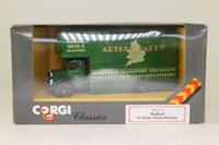 Corgi Classics D953/14; Bedford O Series Pantechnicon; Arthur Batty Ltd, Bradford