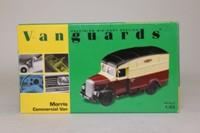 Vanguards VA07500; Morris Commercial Van; British Railways