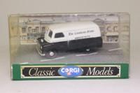 Corgi Classics D981/2; Bedford CA Van; Cambrian News, Aberystwyth