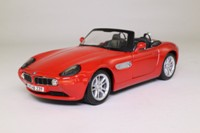 Maisto 31900; BMW Z8 Roadster; Open Top, Red