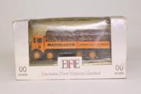 EFE E10804; AEC Mammoth Major 8W Rigid Dropside; Macreadys Carbon & Alloy Steels
