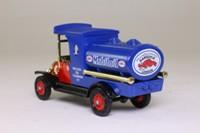 Models of Yesteryear Y-3/4; 1912 Ford Model T Tanker; Mobil Oil, Vacuum Oil Co