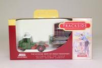 Trackside DG148010; Scammell Scarab; Artic Flatbed, Barrel Load, Bulmers