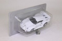 DeAgostini 1995 Porsche 911 GT1 Le Mans; Road Version, White