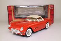 Mira 6200; 1954 Chevrolet Corvette; Soft Top, Red