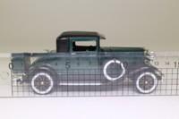 Sunnyside; 1930 Hudson Eight Coupe; Dark Green & Black