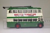 Corgi Classics 97316; Karrier W Trolleybus; Ipswich Corporation; Rte Electric House