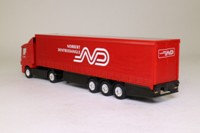 Corgi Superhaulers 59536; Scania R Cab, 1:64 Scale; Artic Curtainside; Norbert Dentressabgle