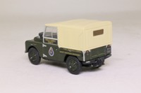 Oxford Diecast LAN188008; Land-Rover Series 1 88 Inch; Civil Defence Corps, Canvas Top