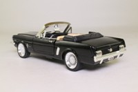 National Motor Museum Mint SS7711; 1965 Ford Mustang Convertible; Open Top, Black