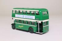 Corgi OOC OM43916B; Guy Arab Utility Bus; Provincial; Fareham West End