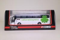 Corgi OOC OM46403A; Caetano Levante CT650 Coach; National Express; 450 Mansfield