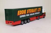 Corgi Superhaulers 59504; 1:64 Scale; Artic Curtainside Trailer, Eddie Stobart Ltd; Express Road Haulage Specialist