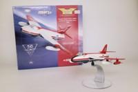Corgi Classics AA32703; Hawker Hunter Jet Fighter; FGA9, XE601, A&AEE, Boscome Down 1992