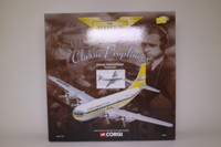 Corgi Classics 48106; Boeing Stratocruiser; Transocean