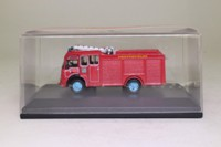 Oxford Diecast; Bedford TK Carmichael Fire Engine; Chipperfields Circus