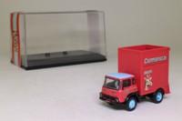 Oxford Diecast CH005; Bedford TK; Chipperfields Circus Giraffe Truck