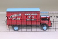 Oxford Diecast CH003; Bedford TK; Chipperfields Circus Elephants