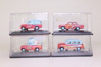 Oxford Diecast; Bargain Box; Assorted 1:76 Scale Vans, Trucks & Cars