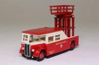 Corgi OOC 42101; AEC Tower Wagon; Brighton Hove & District; Red/White
