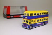 Corgi OOC OM41911; Leyland PD3 Bus 'Queen Mary'; Double Headlights: Boroline; Rt Senacre Wood (Maidstone)