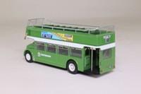 Corgi OOC OM40807; Bristol Lodekka FS Bus; Open Top; Southdown (NBC); Rt 17 Portslade Stn
