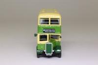 Corgi OOC OM43909; Guy Arab Utility Bus; Southdown, 8 Worthing Pier, Broadwater Church, Chapel Rd GPO