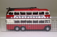 Corgi OOC 43702; Q1 Trolleybus; Belfast Corporation: Route 30 Bloomfield
