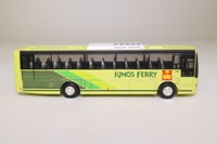 Corgi OOC 42722; Van Hool Alizee Coach; The King's Ferry of Gillingham