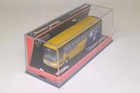 Corgi OOC 42723; Van Hool Alizee Coach; Seagull Coaches, Blackpool, New Livery, Yellow/Blue