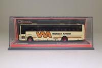 Corgi OOC 42704; Van Hool Alizee Coach; Wallace Arnold, with rear window