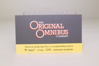 Corgi OOC OM45304; Bova Futura Coach; Wood's Holidays; Bognor Regis