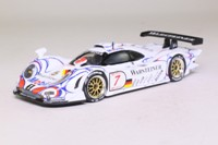 ONYX XGT99001; Porsche 911 GT1; 1998 FIA GT Championship; Mobil; RN7