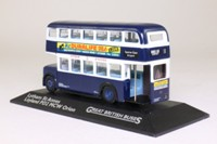 Atlas Editions 4 655 117; Leyland PD2 Bus MCW Orion; Lytham St Annes; 11 Squires Gate Airport